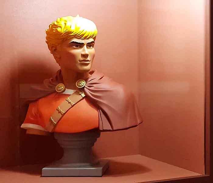 Alix, héros de l'Antiquité