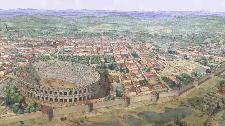 CIAP (Centre d'Interprétation de l'Architecture et du Patrimoine) de Nîmes