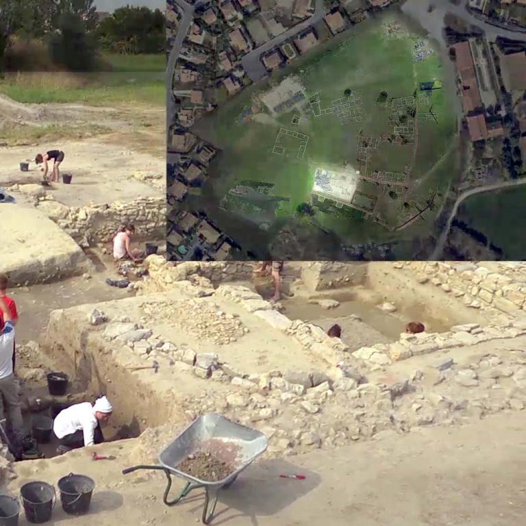 Musée archéologique Lattara – documentaire