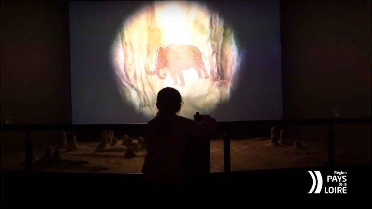 Musée de préhistoire – Grottes de Saulges – visite virtuelle interactive