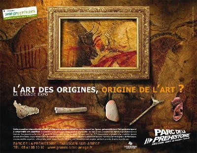 L'art des origines, origine de l'art ?