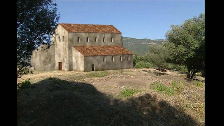 Cathédrale de Sagone (France, Corse, Sagone)
